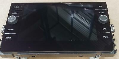 """Display composition media 8"""" VW 5G6919605A"""