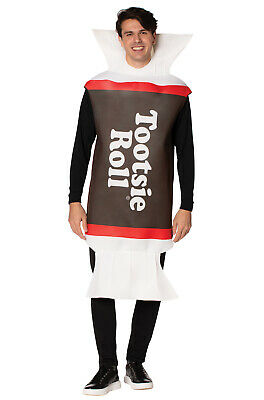 Tootsie Roll Candy Adult Costume
