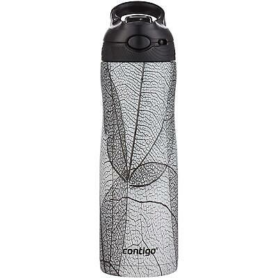 Contigo Ashland Couture Chill Beber Botella, Frasco, Blanco Hoja, 590ml