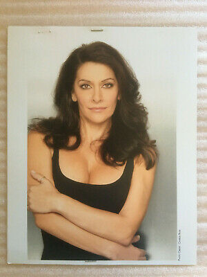 Marina Sirtis original vintage headshot photo with credits #1 Star Trek TNG