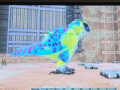 Ark Survival Evolved Xbox One Pve Unleveled 235 Male Snow Owl Tron Clone 4 99 Picclick What does a snow owl eat? ark survival evolved xbox one pve