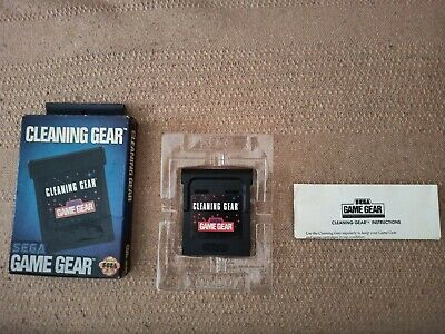 [ Game Gear ] - Cleaning Gear