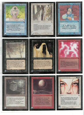 Collection complète The Dark MTG Magic the Gathering