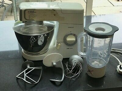 Kenwood Chef Classic KM330 800w - Blender/Liquidiser and Attachments