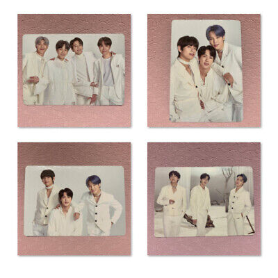 BTS Official MINI PHOTOCARD MAP OF THE SOUL