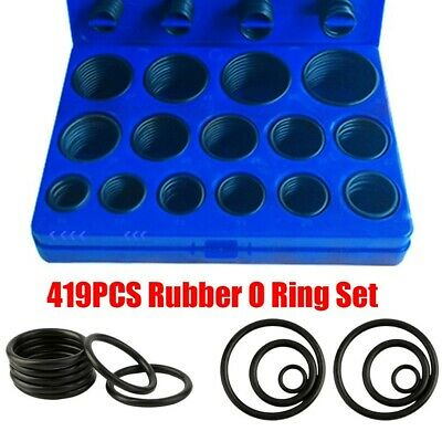 100 x Rubber O Ring Seal Plumbing Gasket WD 1.2mm OD 8//8.4//8.6//9.5//10//10.4//11mm