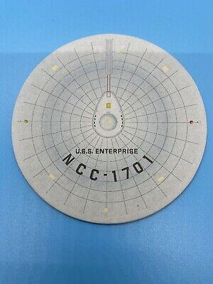 Loot Crate Star Trek U.S.S. Enterprise Coasters NEW Pack of 4.  J1