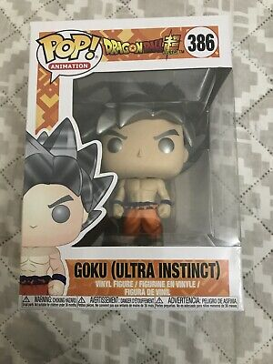 Funko Pop Dragonball Super - Goku Ultra Instinct