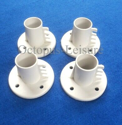 Argos Gazebo Replacement//Spare Parts 33mm diameter Base Plate Foot