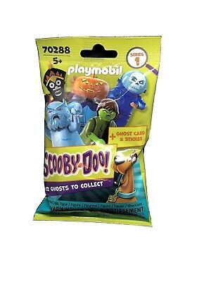 PLAYMOBIL Scooby-Doo Mystery Blind Bag 70288 NEW HEADLESS HORSEMAN open4 ID Only