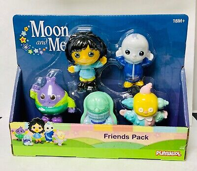 Moon and Me Friends 5 Figure Pack *BRAND NEW*