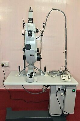 CARL ZEISS FF450 PlusIR Fundus Camera-Excellent Working Conditions - Workstation