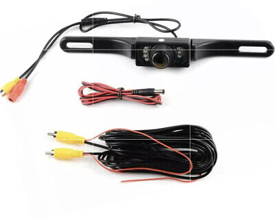 COLOR REAR VIEW CAMERA W// ACTIVE GUIDELINES FOR KENWOOD DNX-7100 DNX7100