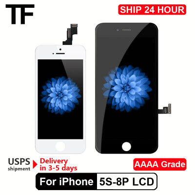 Suitable for iPhone 5S 6 7 8 Plus LCD display touch screen digitizer replacement