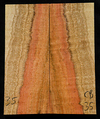 """Carob #35 Knife  Scales 6""""x.2.5""""x 1/2""""see 100 woods in my store"""