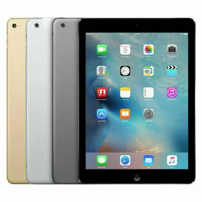 Apple iPad Air with WiFi 16GB, Gold Space Gray Silver, 2nd Generation