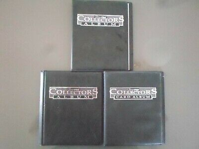 lotto stock raccoglitori ultra pro collection card album