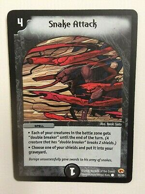 Angler Cluster Duel Masters DM03 Common card TCG CCG