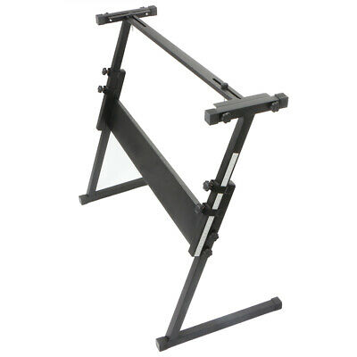 Adjustable Keyboard Electric Piano Z-Stand Iron Standard Iron Rack Music Stands