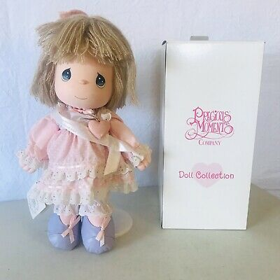 """Precious Moments 9/"""" Japanese Girls Day Limited Edition Akemi #1990 Doll"""