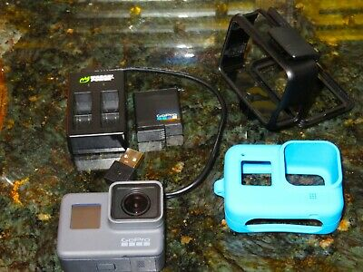 GoPro Hero5 HD Black Edition Action Camera -  Barely Used