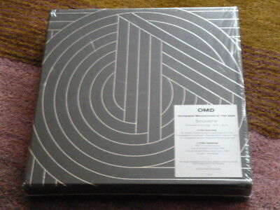 Souvenir by Orchestral Manoeuvres in the Dark 5 CDs 2 DVDs