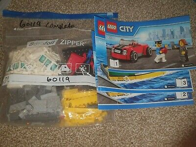 LEGO City 60119 Ferry Complete Town