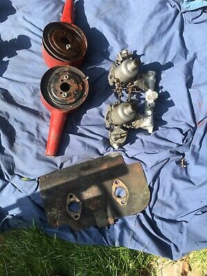 "MG Midget Twin HS2 1¼"" SU Carbs AH Sprite Minor Austin A35 A40 1275 Carburettors"