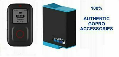GoPro BATTERY ADBAT-001 + WIFI REMOTE FOR HERO9 BLACK SHIPS SAME DAY USA SELLER