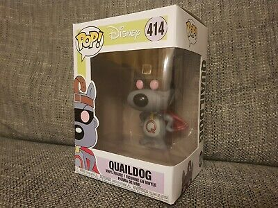 Funko Pop Quaildog #414 Disney Doug Animation Vinyl Boxed Rare Bundle Available