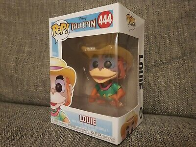 Funko Pop Louie #444 Disney Talespin Animation Vinyl Boxed Rare Bundle Available