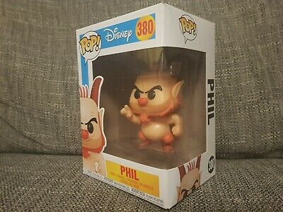 Funko Pop Phil #380 Disney Hercules Movies Vinyl Boxed Rare Bundle Available