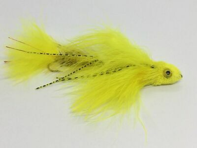 Articulated Streamer - Sex Dungeon 6 Six Yellow