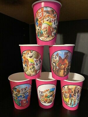 Details about  /Abby Hatcher Birthday Party Pack for 12 Cups /& PLAIN Plates
