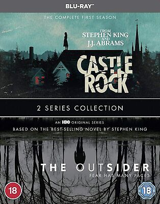 Castle Rock: Season 1 and The Outsider – 2 Series Collection (Blu-ray)