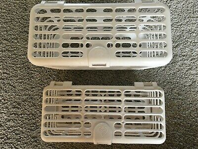 Prince Lionheart 2-in-1 Baby, Infant & Toddler Dishwasher Cleaning Basket Combo