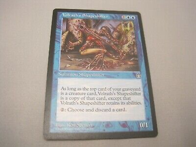 MTG 1X Volrath/'s Shapeshifter X1 Stronghold Magic SP//NM