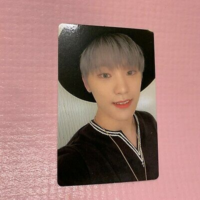 DINO Official PHOTOCARD Only SEVENTEEN 3rd Album An Ode The Poet Ver. Photo Card
