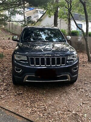 2015 Jeep Grand Cherokee LIMITED 2015 Jeep Grand Cherokee SUV 2WD Automatic Limited with Luxury Package - Loaded!