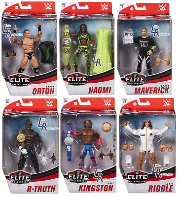Mattel SHIPPING COMBINES Elite Series 79 Boxed WWE Figures Brand New
