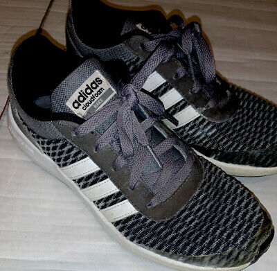 ADIDAS SIZE 10 US Neo Label CloudFoam Race Blue Running Shoes ...