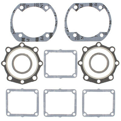 Complete Gasket Kit with Oil Seals For Yamaha PHAZER PZ480 1984-1990 480cc