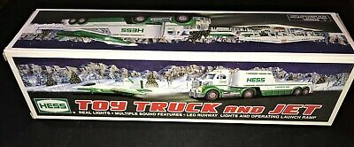 2010 Hess Toy Truck and Jet NEW IN BOX Several available!! Original Case MINT