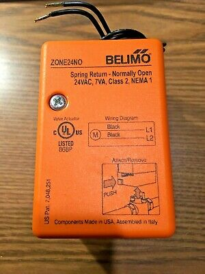 belimo actuator zone24no ships the same day of the purchase