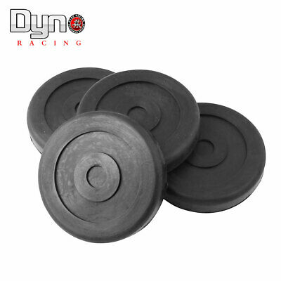 Bestong Round Rubber Arm Pads a Set of 4 HD Slip on # 5715017 for BENDPAK Lift DANMAR Lift