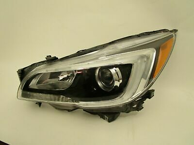2015 - 2016 Subaru Outback Front Left Driver Side Headlight Light Lamp Oem