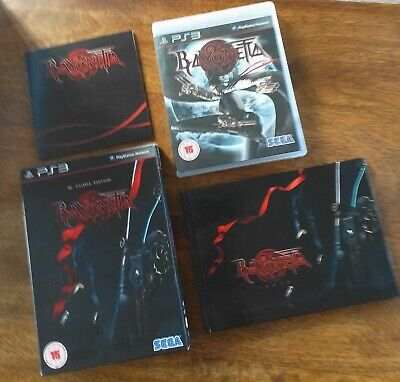bayonetta climax Edition (In edizione limitata) Playstation 3 UK PAL - RARE