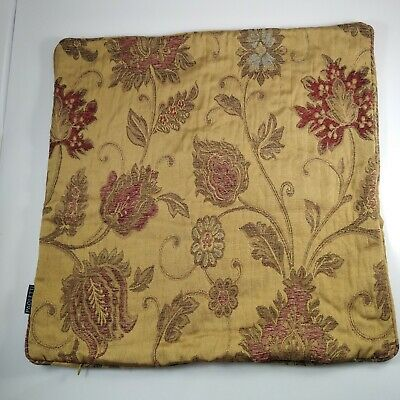 Paoletti Zurich Floral Chenille Jacquard Draught Excluder