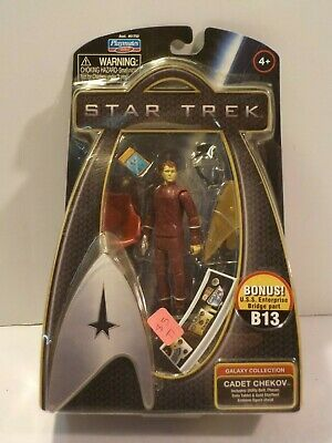 """NEW One 3.5/"""" Star Trek Galaxy Collection Figure by Playmates Toys Inc"""