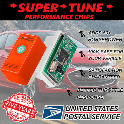 For 2012 Chevy Cruze Performance Chip Tuning Compatible Power Tuner